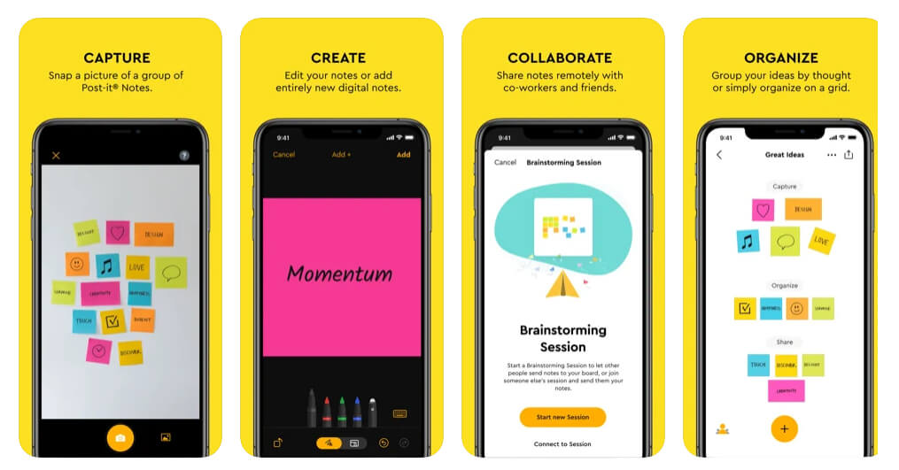 Post-it App: Interesting Free Notes App for Students 1