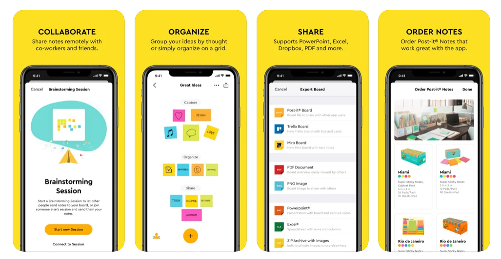 Post-it App: Interesting Free Notes App for Students 2