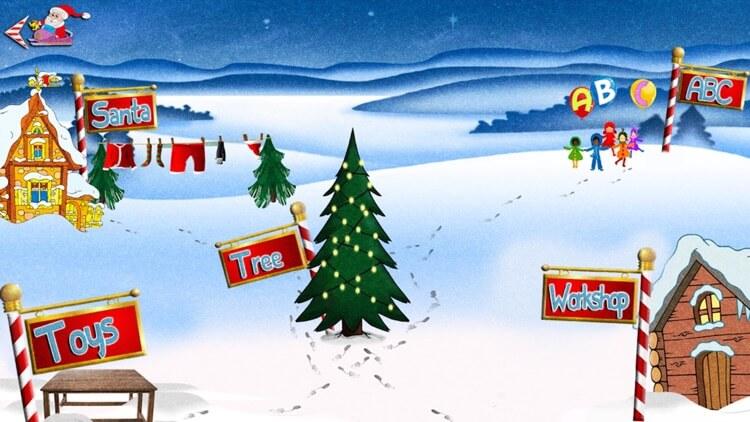 Santa's World App