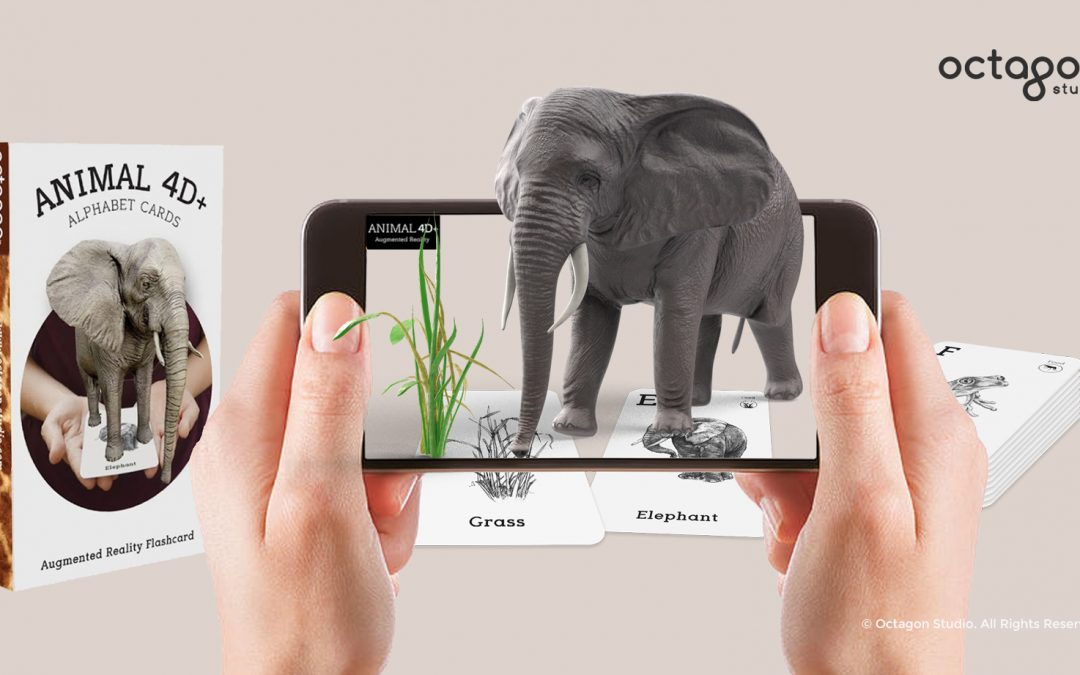 Animal 4D+: Augmented Reality App
