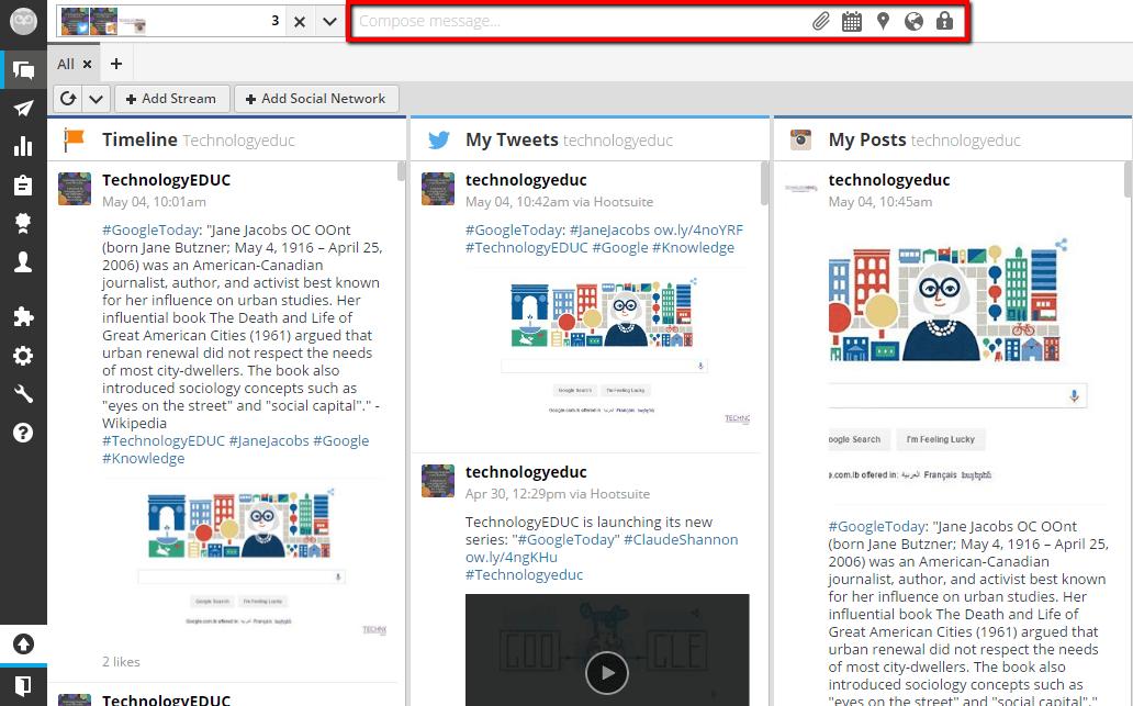 Hootsuite: Interesting Social Media Management Tool