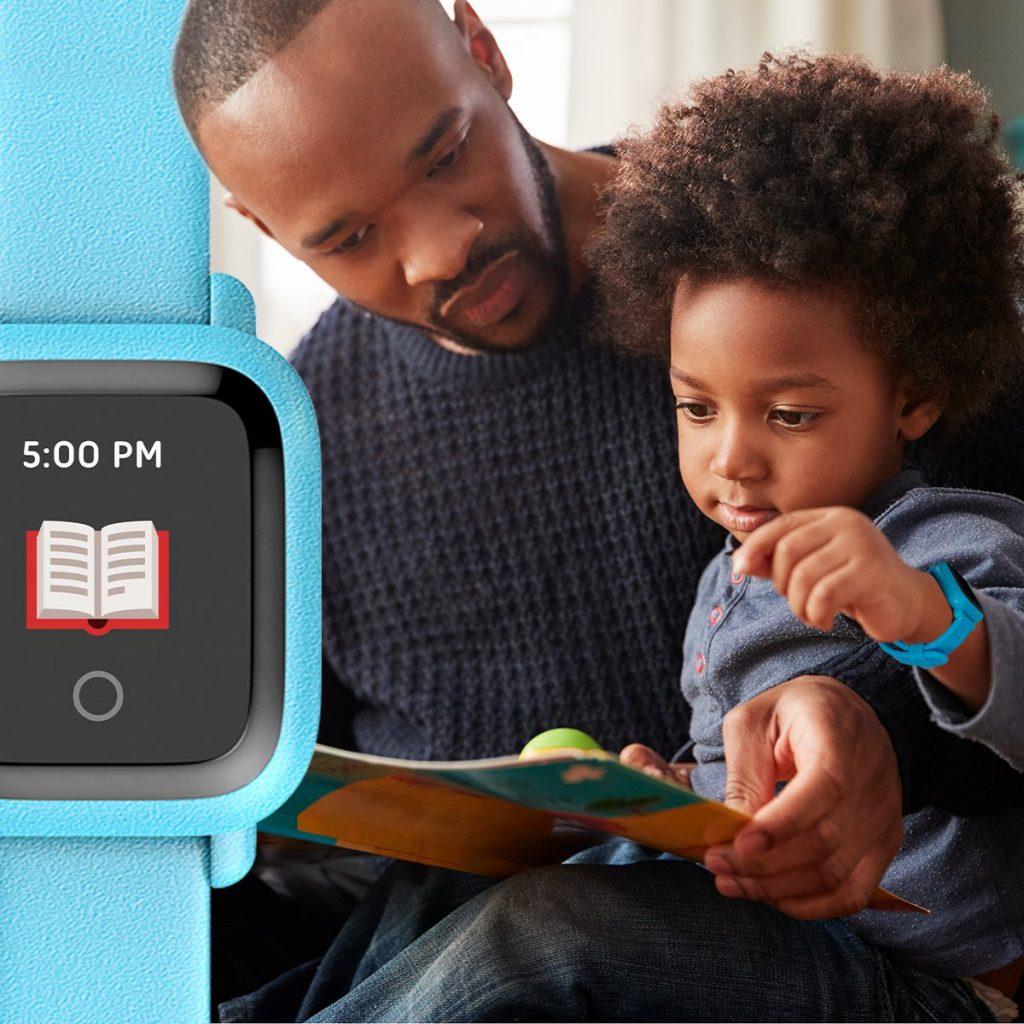 Octopus Watch: Smartwach for Kids