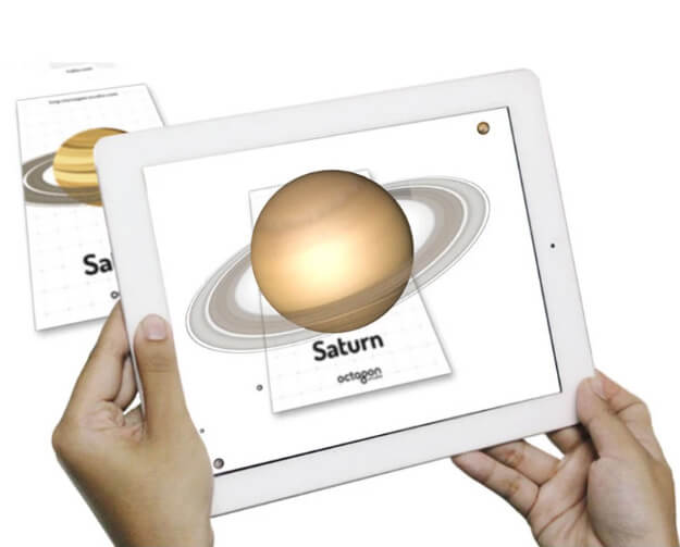 Space 4D+: Amazing AR Space App