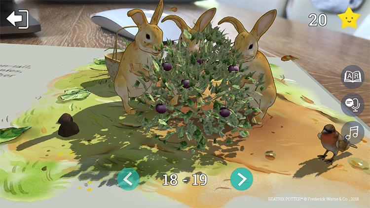bookful-peter-rabbit