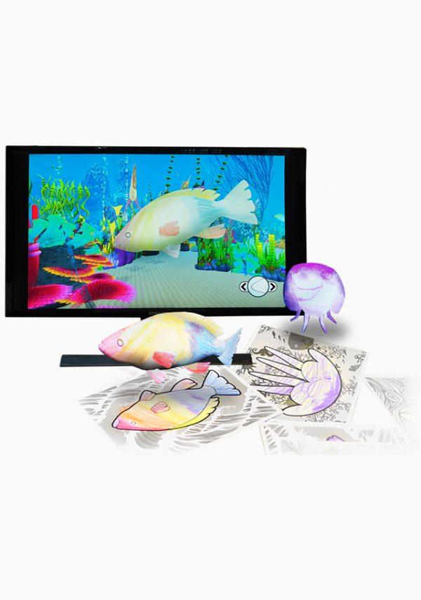 Quiver Digital Aquarium