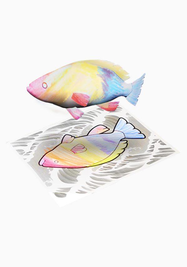 Digital Aquarium Environment 2