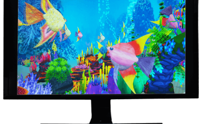 Incredible AR Digital Aquarium for Kids by QuiverVision