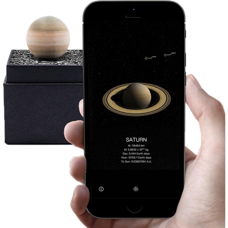 AstroReality: A wonderful AR Solar System Set 16