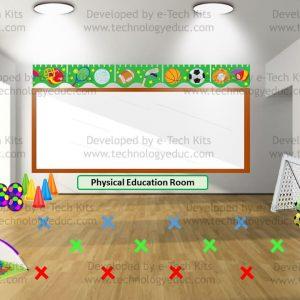 bitmoji sports classroom