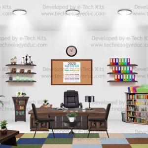 bitmoji office template