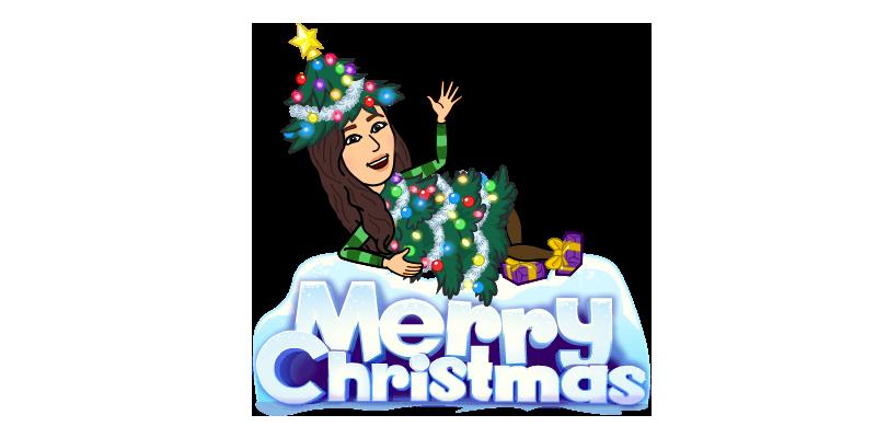 bitmoji Christmas ideas