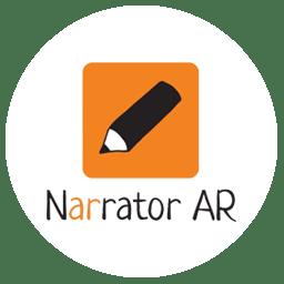Narrator AR Logo