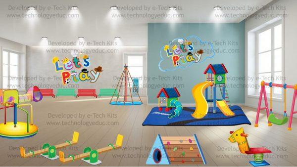 bitmoji playground template