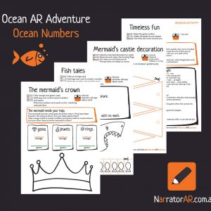 AR Adventure Ocean Number