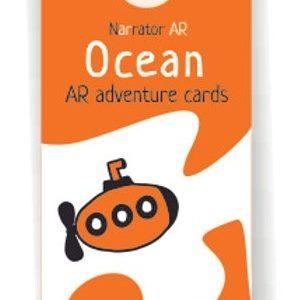 AR Ocean Adventure Activity Cards