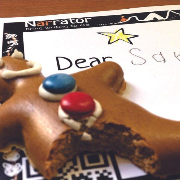 AR Christmas Dear Santa