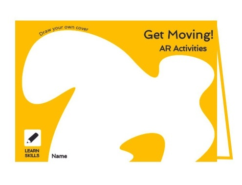 AR Get Moving Activity Book