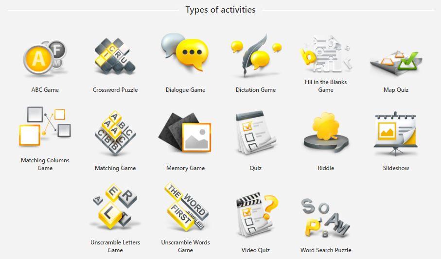 educaplay-types-of-activities