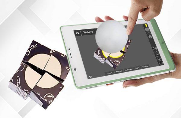 Augmented Reality Geometry Building Blocks