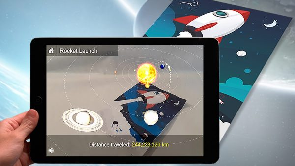 Augmented Reality Space Missions and Engineering Poster 1
