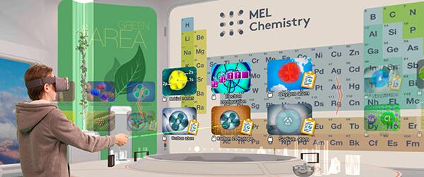 MEL VR Science Lab