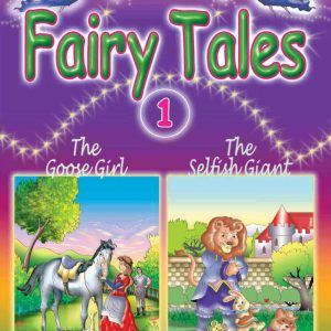 Fairy Tales 1 The Goose Girl and The Slefish Giant Cover
